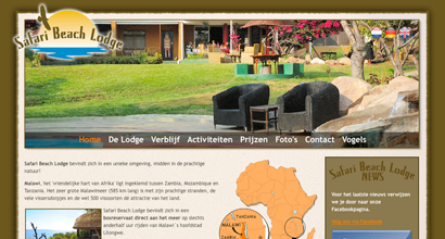 Safari Beach Lodge